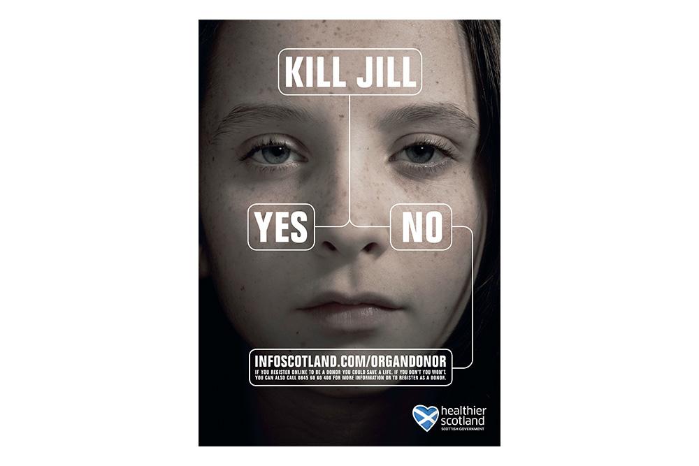 Scot Gov Kill Jill campaign