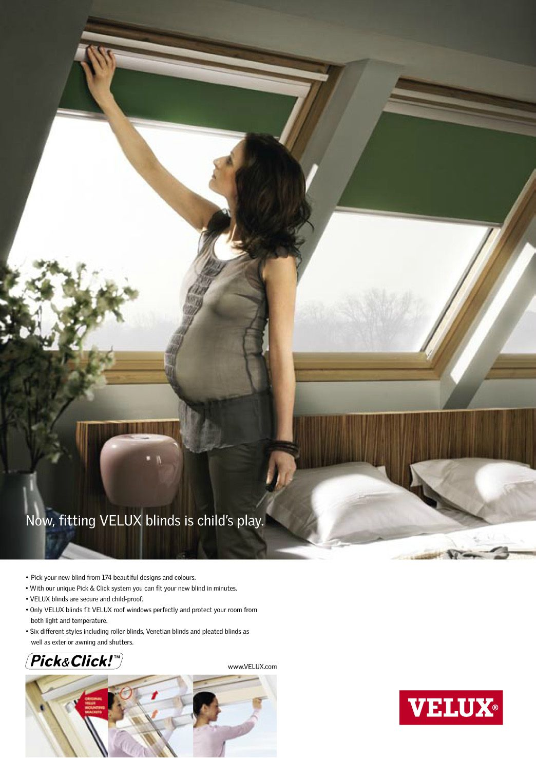 Velux Roof Windows Advertising The Union