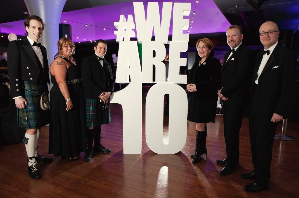 Proejct Scotland 10th Dinner News