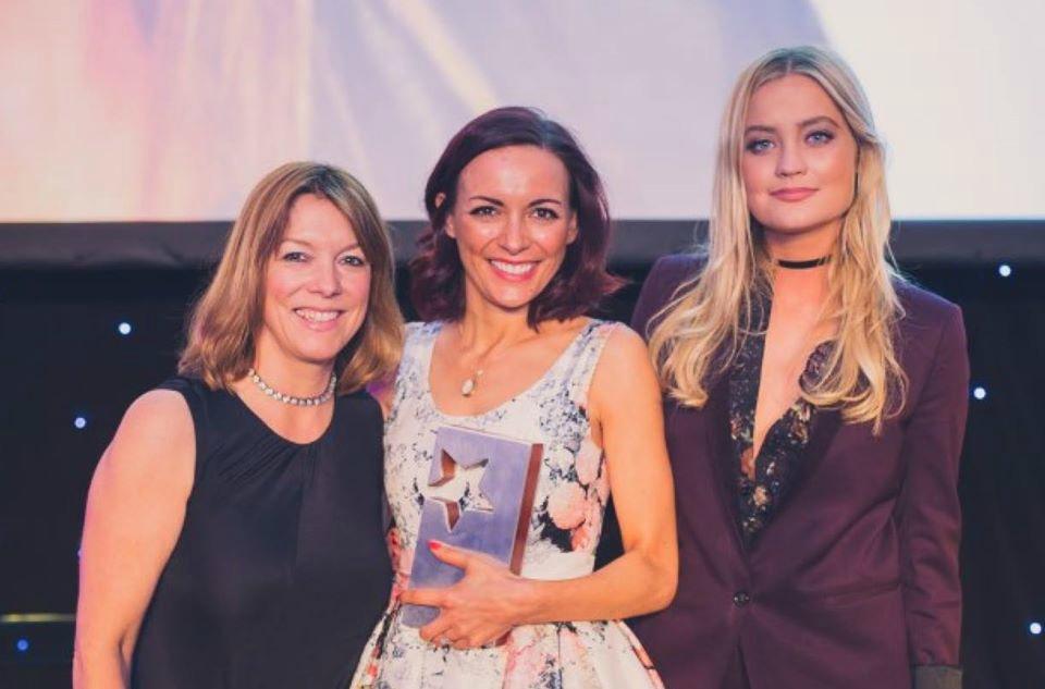Sarah Rowe 2016 Star Awards