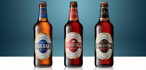 Caledonian Brewery