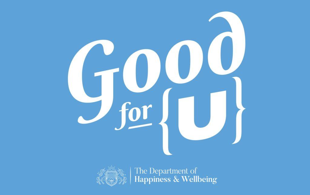 Good for {U}