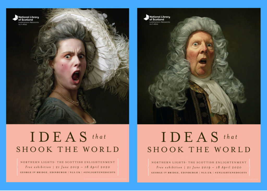 NLS - Ideas that shook the world
